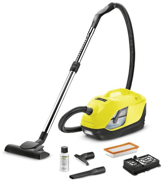 aspirateur karcher ds 5800 retour sur notre test complet. Black Bedroom Furniture Sets. Home Design Ideas